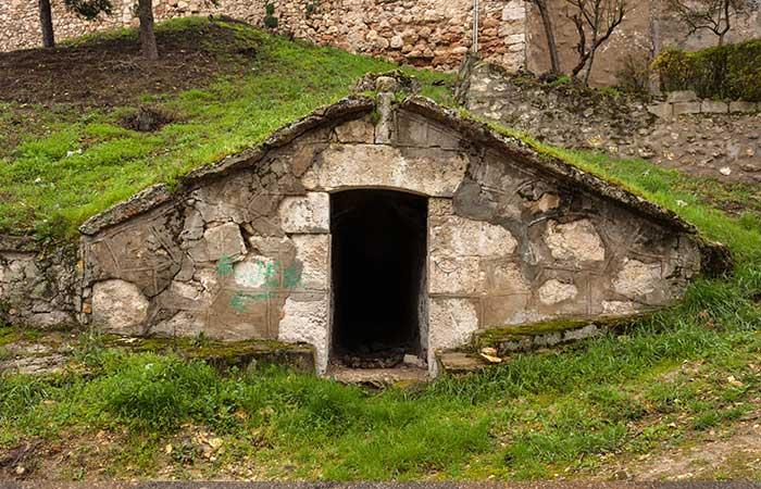 Recuerda Bodegas no casas de Hobbits