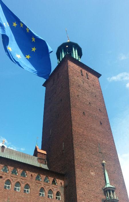 Estocolmo en verano