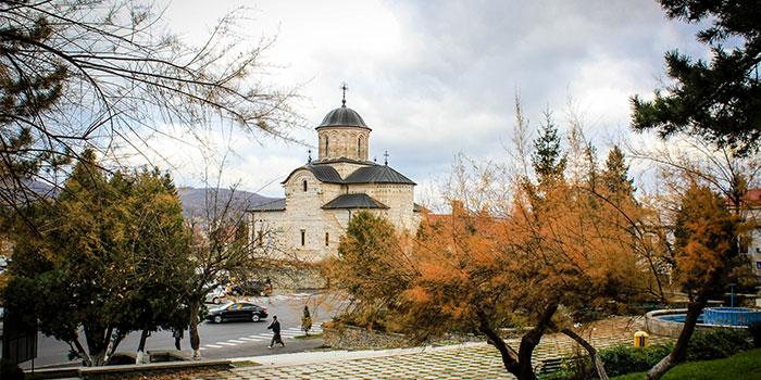 Biserica Domnească, Curtea Argeş
