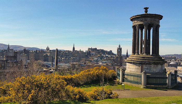 Calton-Hill-Edimburgo