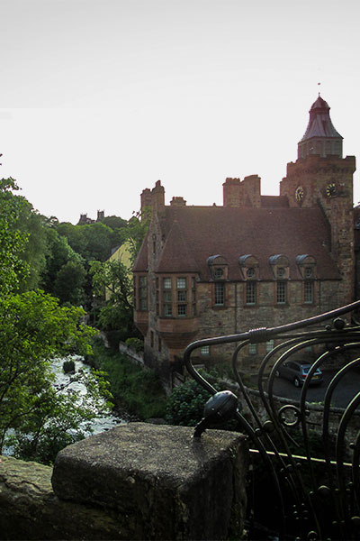 Dean-Village-rio Edimburgo