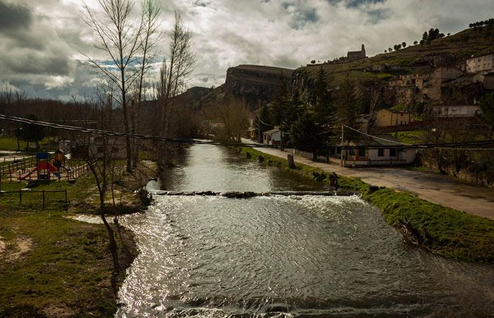 El río Duratón