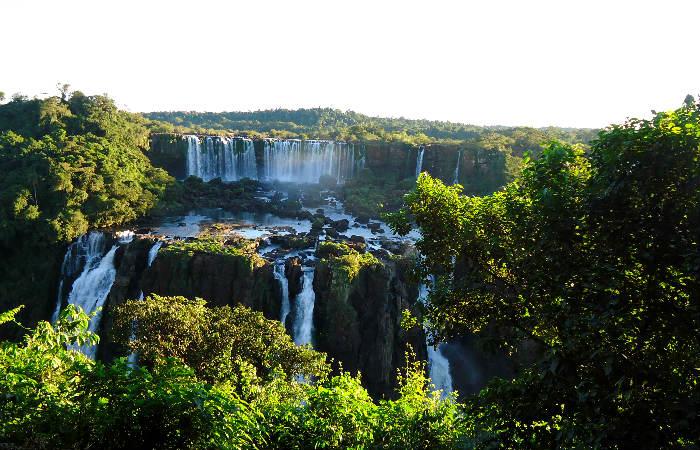 Saltos de las Cataratas Iguazú