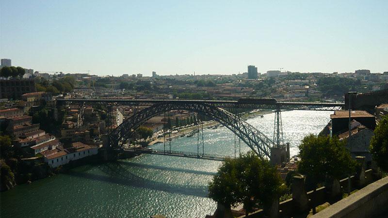 Oporto y el Douro, todo uno