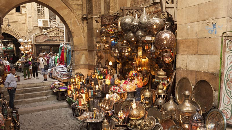 Egipto - Paseo por el barrio islámico del Cairo