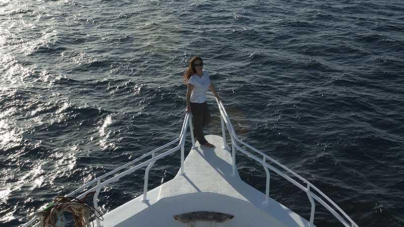 Egipto - Surcando las aguas del Mar Rojo