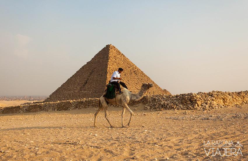 Pirámide Micerinos Egipto
