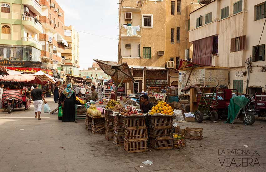 Asuan Egipto