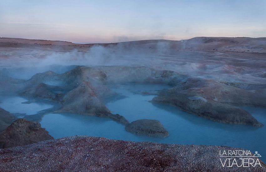volcán Sol de Mañana