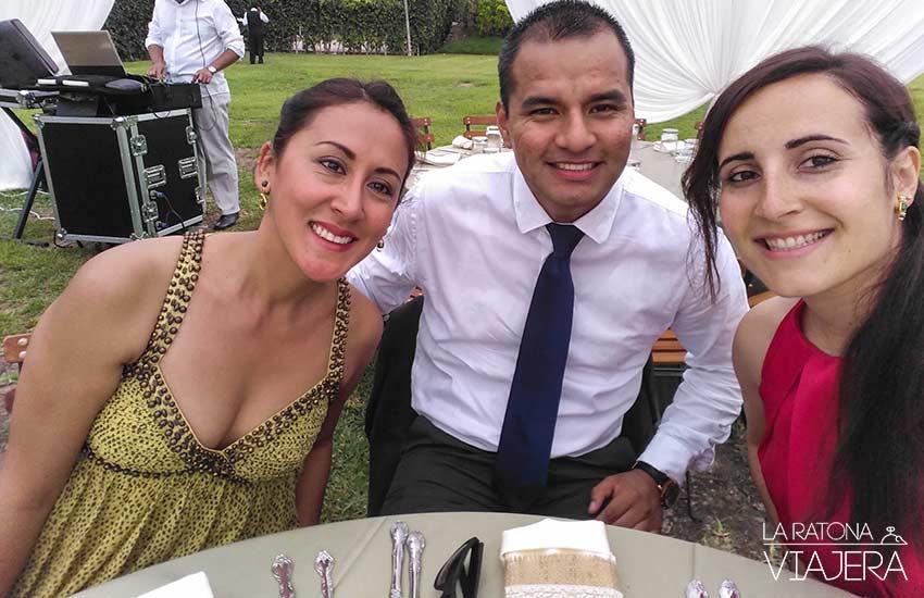 boda peruana