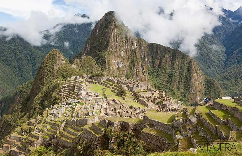 El gran emblema de Perú - Machu Picchu
