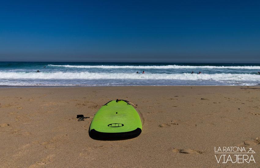 surf razo surf en Galicia
