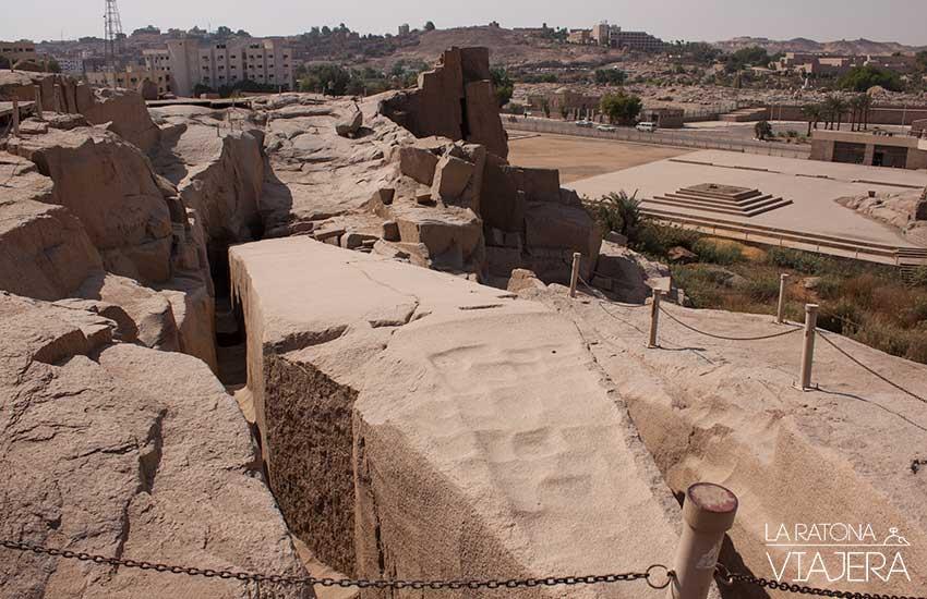 Obelisco Aswan