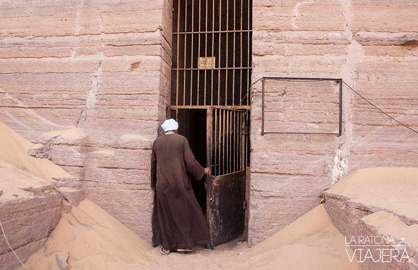 Tumbas Qubbet el-Hawa