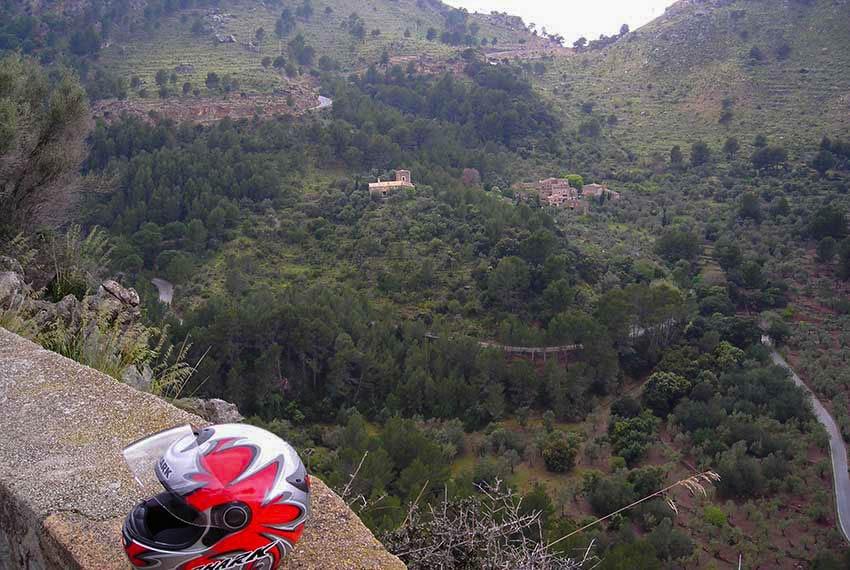 Mallorca en moto