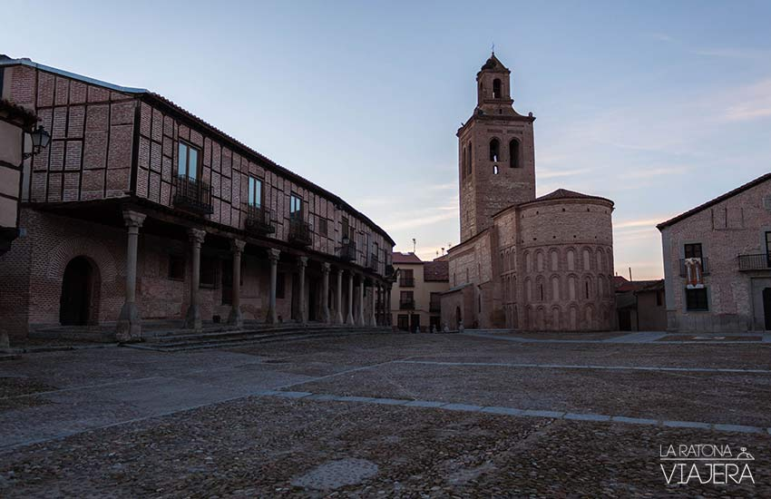 Plaza Mayor de Arévalo