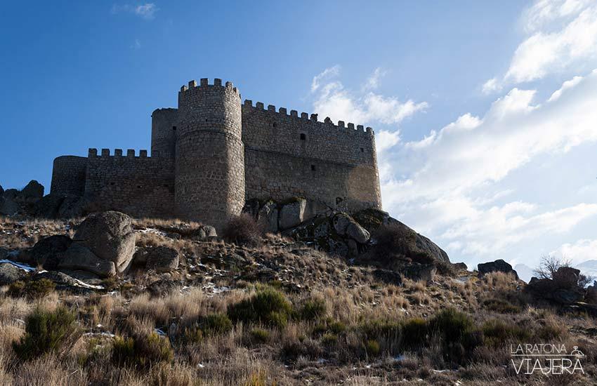 Ruinas del Castillo de Manqueospese