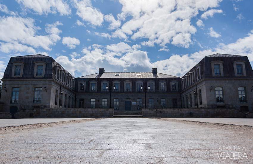 Este es el Palacio de los Duques Alba en Piedrahita
