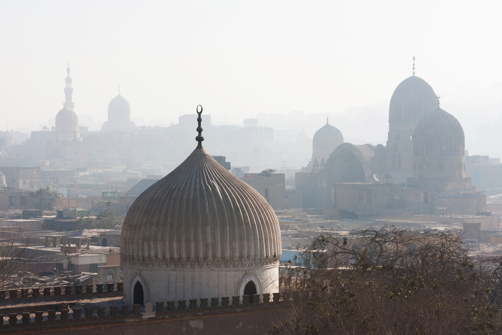 ciudad de los muertos egipto