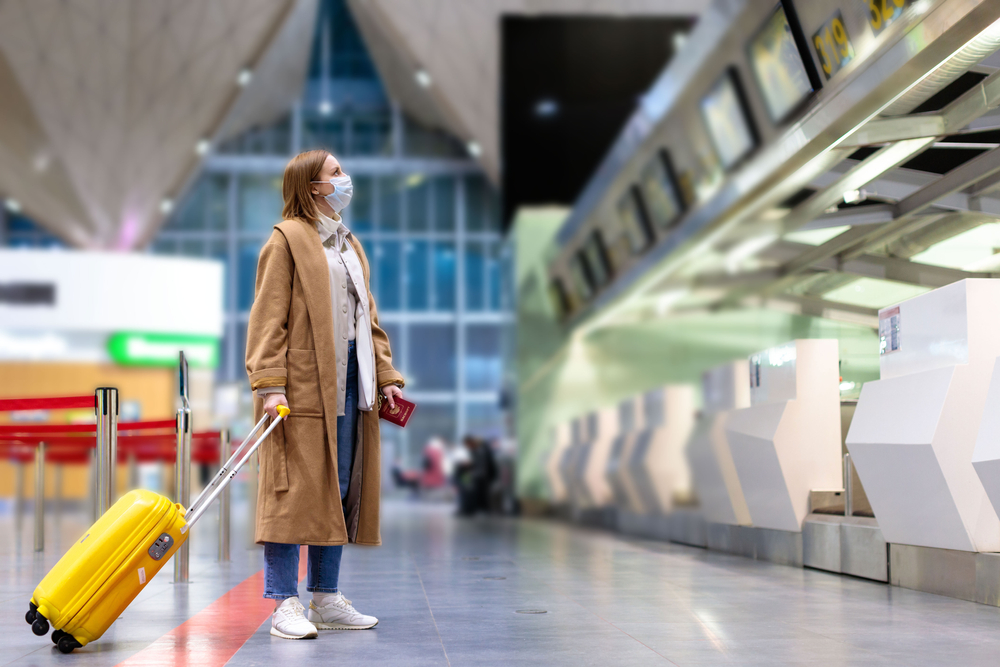viajes y coronavirus